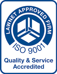 Lawnet IS-9001 Accredited